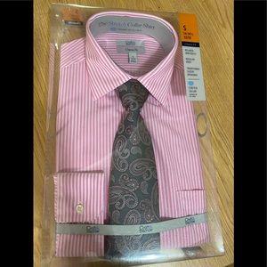 Men's Shirt and Tie set
